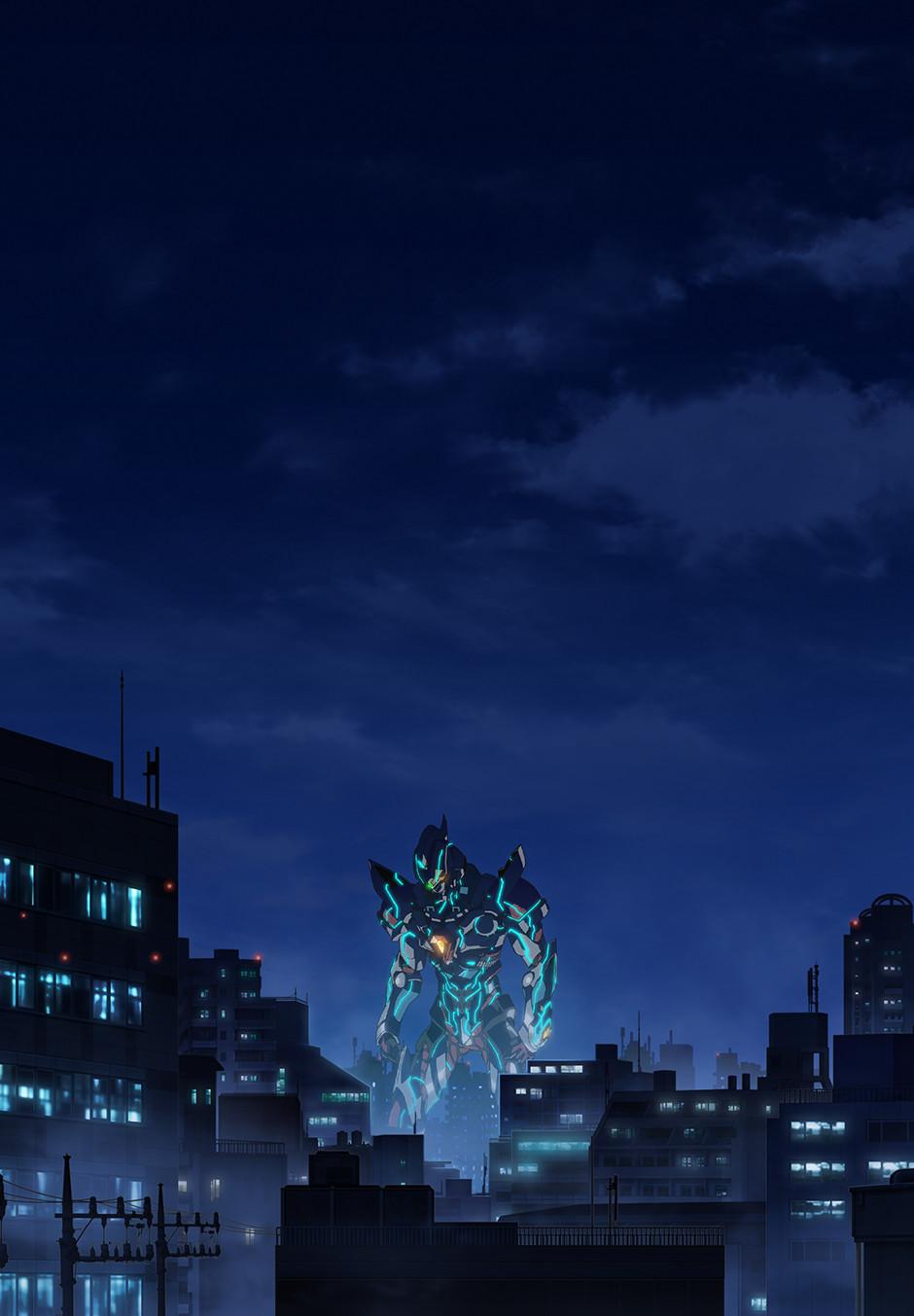 Tvアニメ Ssss Gridman 公式サイト